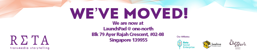 And we've moved!